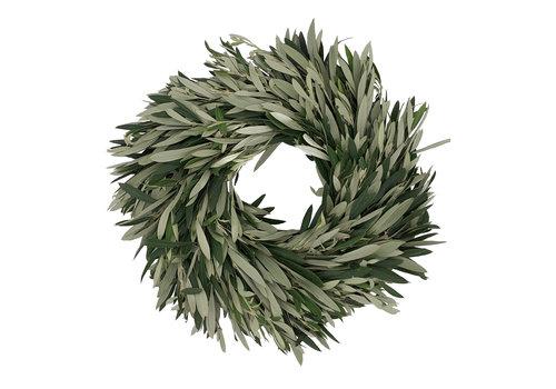 Zierkranz Olive