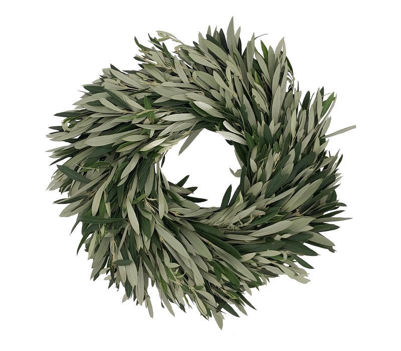 Zierkranz Olive Ø  ca.25-30cm