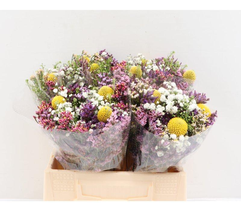 1 Mix Strauß aus verschiedenen Blumen