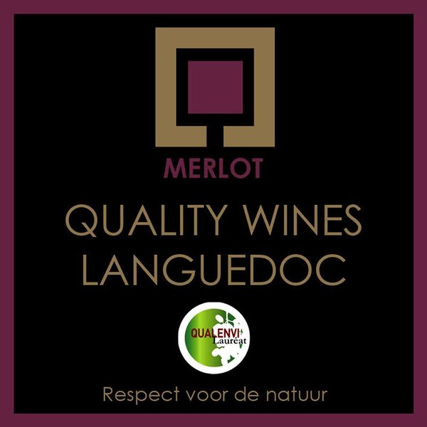 Domaine Robert Vic Bibox Merlot