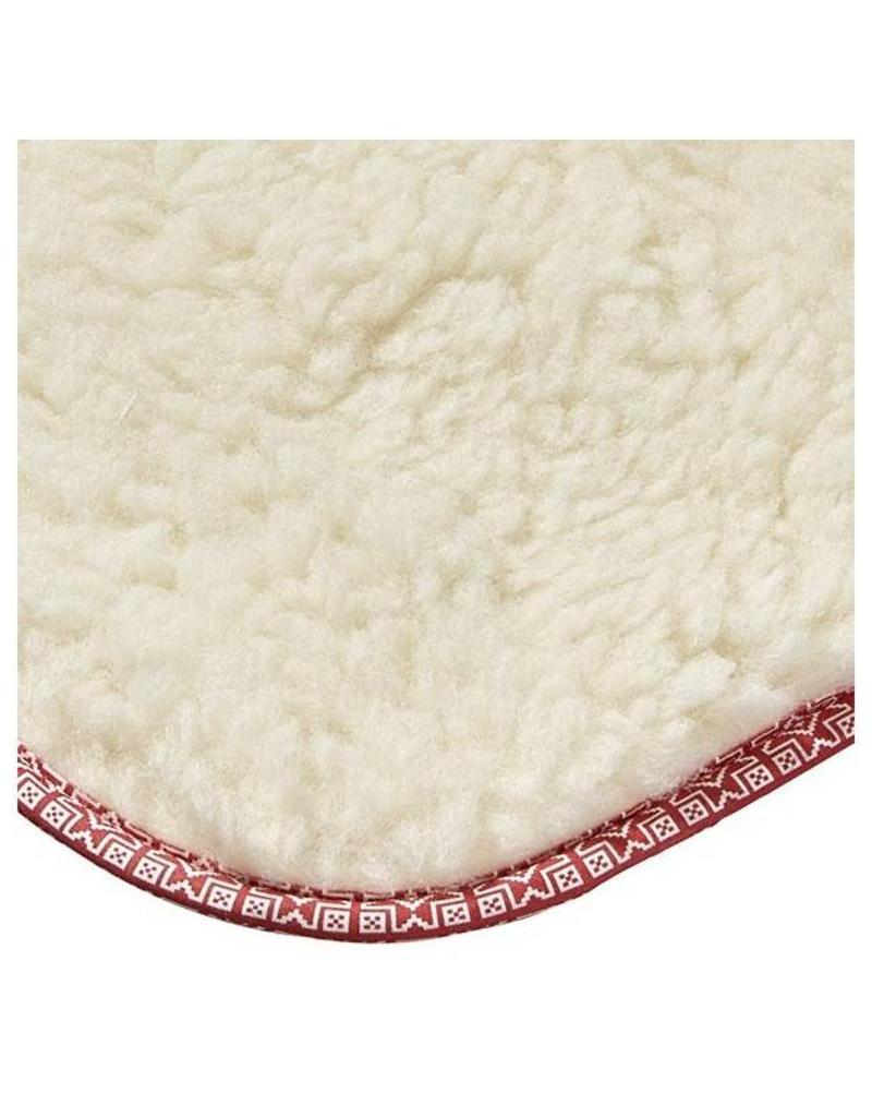 Mani Vivendi Scheerwollen Yogamat, 1,6 cm ethno