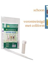 Osumex Coliform bacterie test