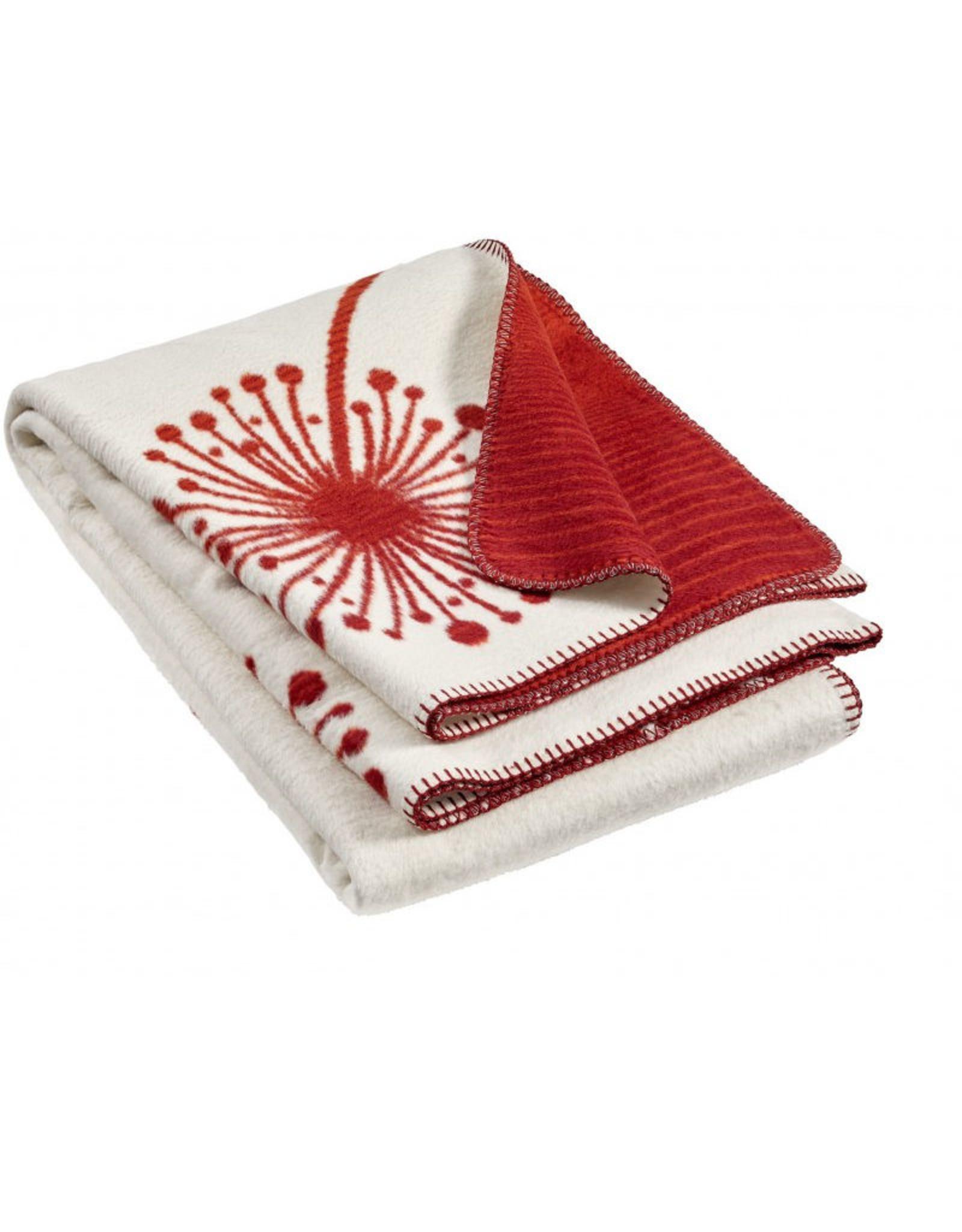 Mani Vivendi Pluizige katoenen yogadeken (GOTS)