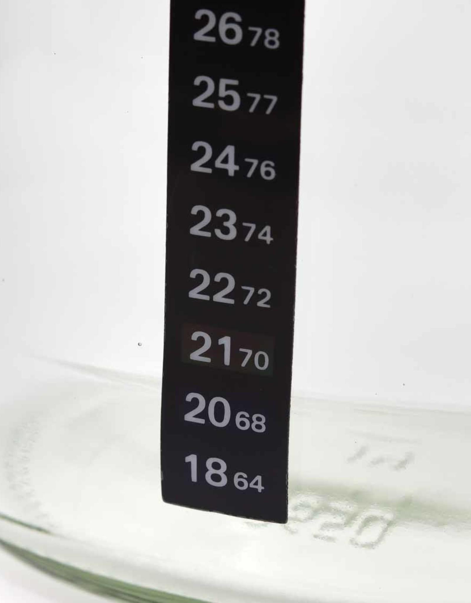 Mani Vivendi Plak thermometer