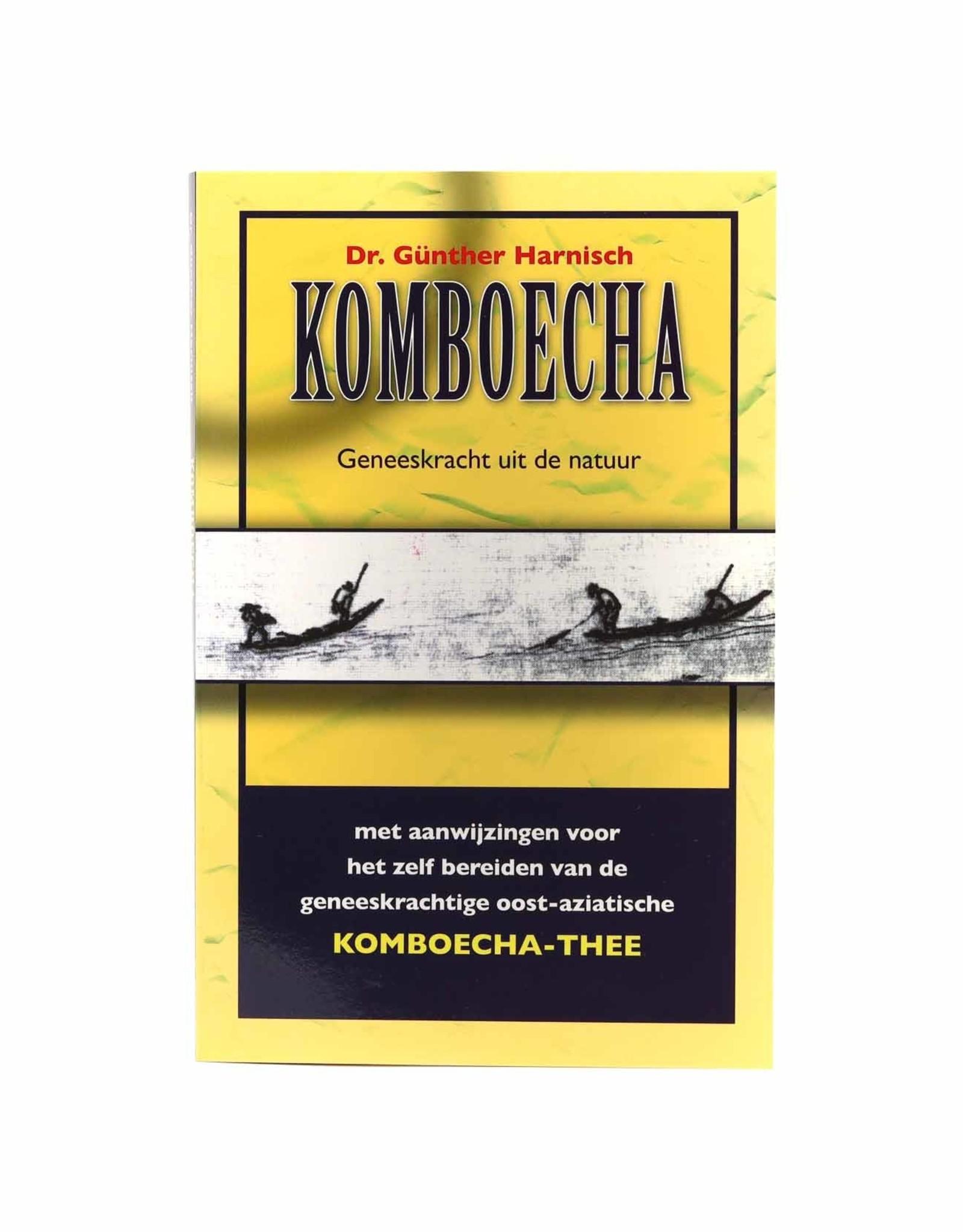 Mani Vivendi Komboecha, geneeskracht uit de natuur (G. Harnisch)