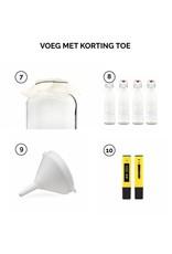 Mani Vivendi Kombucha Startpakket Basis - 10 liter