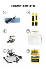 Mani Vivendi Kombucha Startpakket Compleet - 20 liter