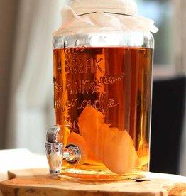 Mani Vivendi Glazen 3 liter kombuchapot