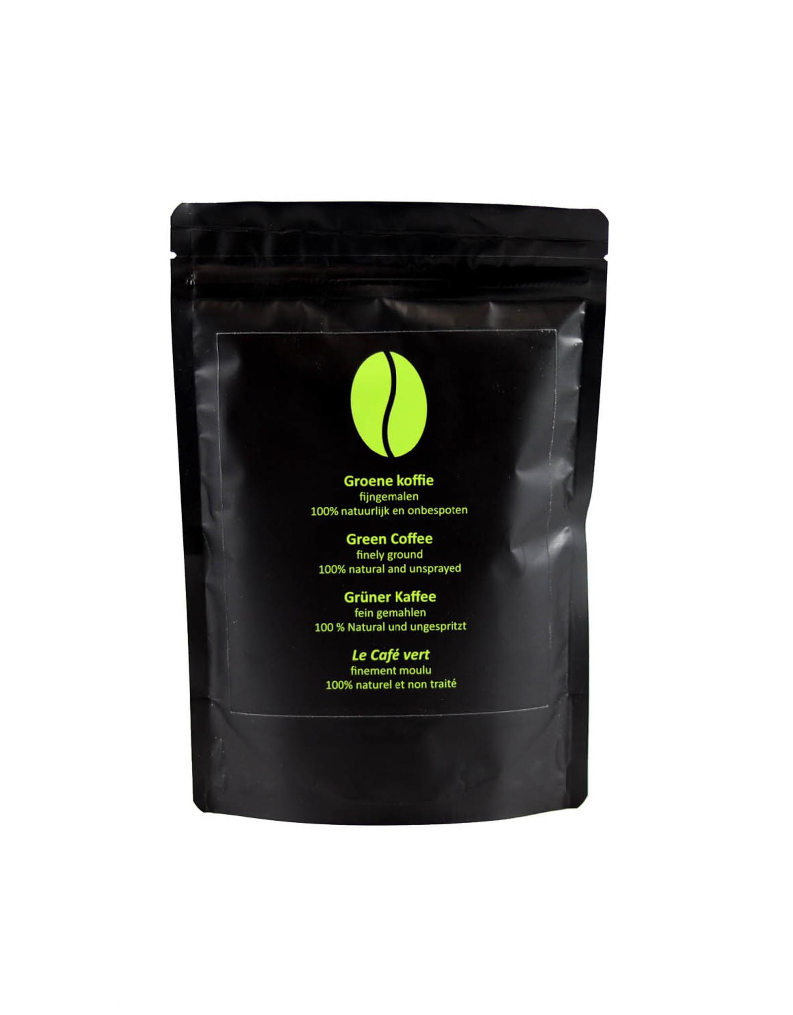 Mani Vivendi Ongebrande groene koffie