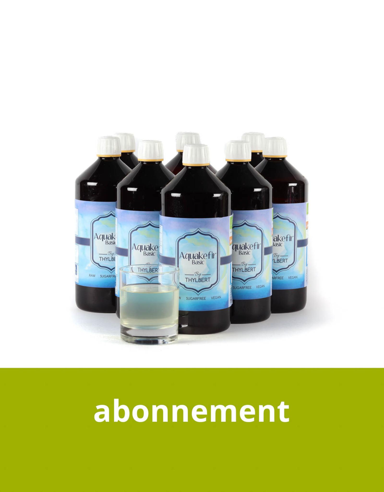Mani Vivendi BIO Waterkefir voordeel abonnement 8 liter
