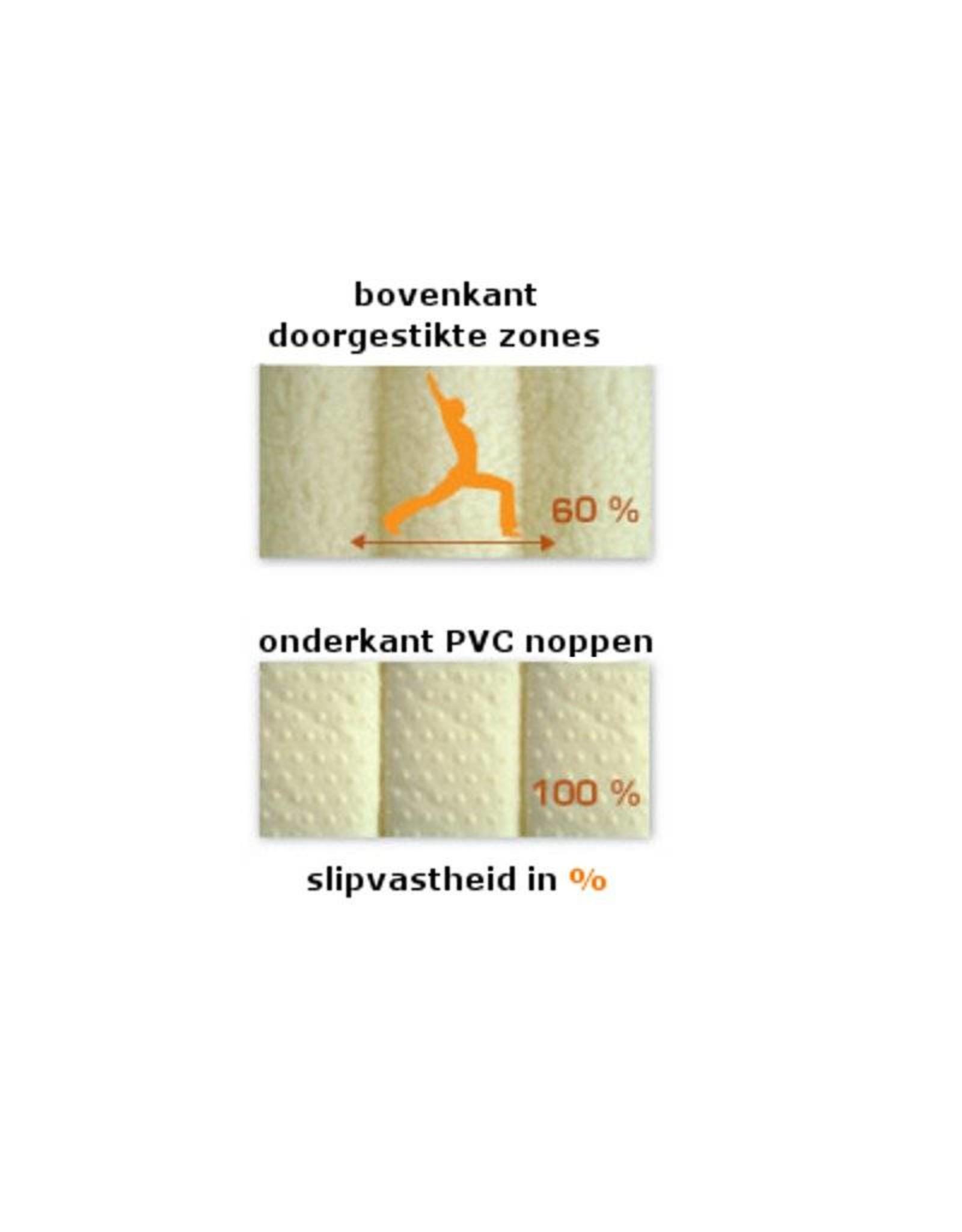 Mani Vivendi Scheerwollen Yogamat, lichtgewicht, 3 cm dik