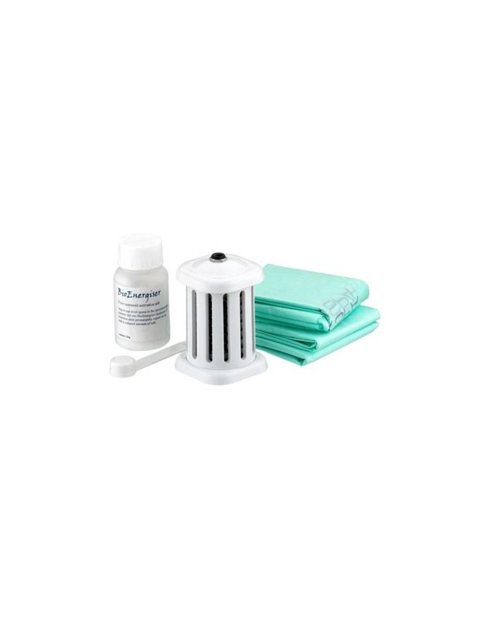 bioEnergiser BioEnergiser D-Tox spa vervangingsset professional