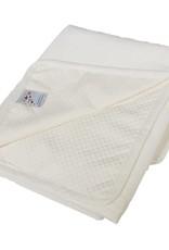 Mani Vivendi yogamat doek anti slip en bio katoen.