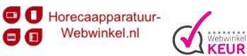 Horeca koelkasten en Horecaapparatuur kopen logo