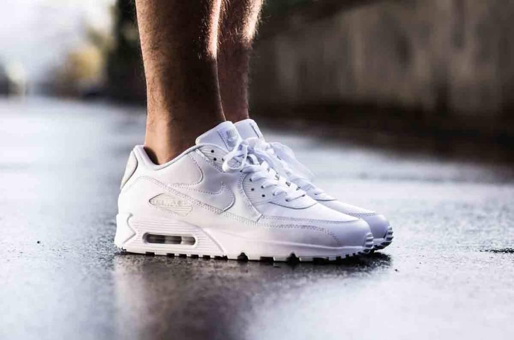 Nike Nike Air Max 90 Leather 302519-113