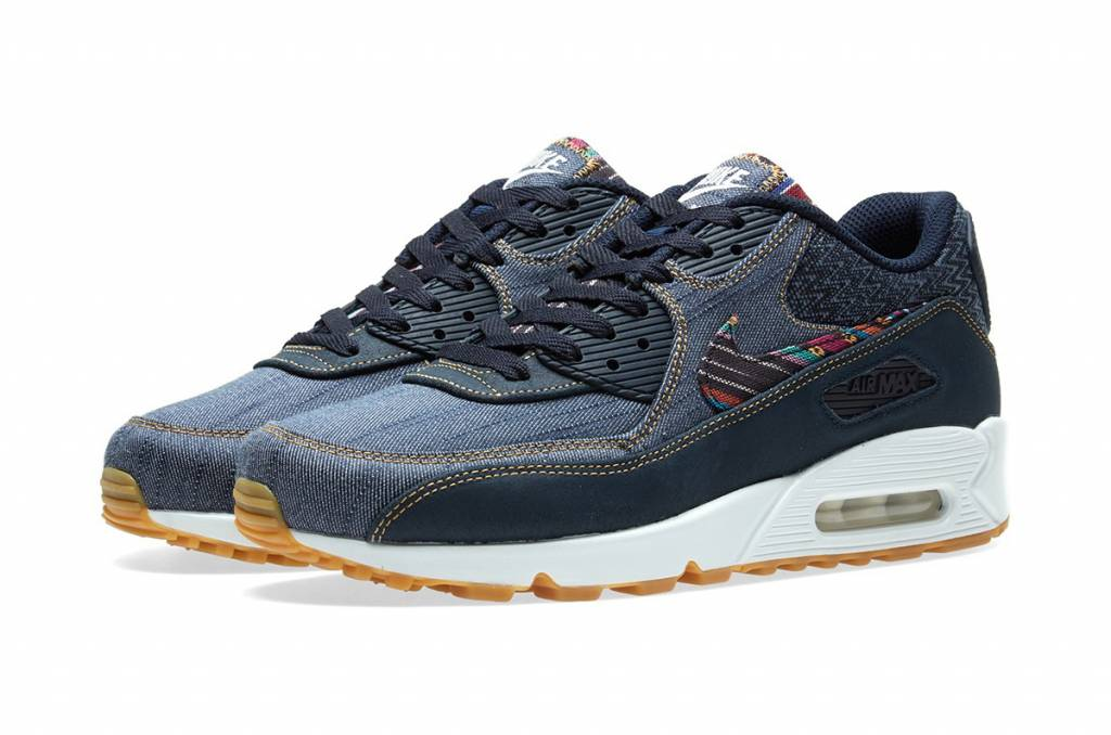finest selection 2e8d5 62f1b Nike Air Max 90 Premium Afro Punk Pack