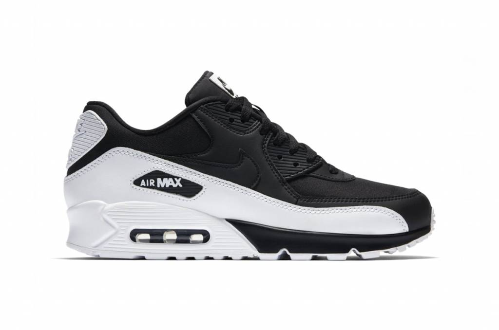 Nike Air Max 90 Essential BlackWhite Sizes 10 and up