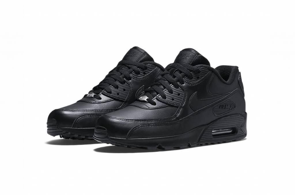 release date: e213f a9f05 Nike Air Max 90 Leather 302519-001