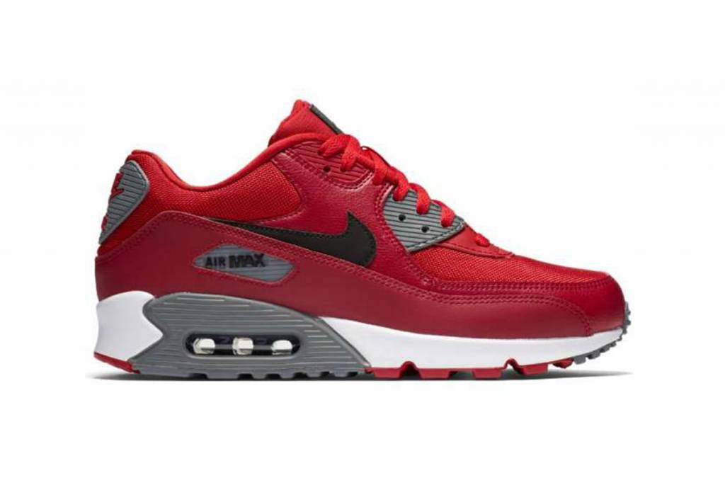 9f13e27a1e3fe4 Nike Air Max 90 Essential - Gym Red - Sizes 10 and up - Tenandup
