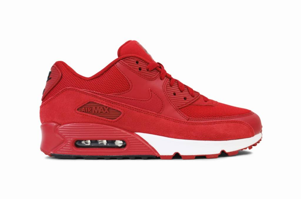 a427d1fc691c7 Nike Air Max 90 Essential - Gym Red - Sizes 10 and up - Tenandup