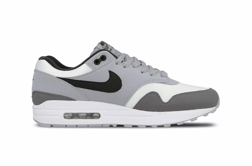 7c4b2c19e2d6 Nike Air Max 1 AH8145-101 (White Black) - Size 10 and up - Tenandup