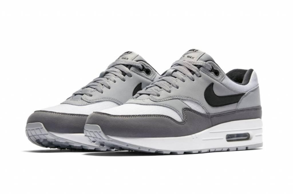 taille 40 1c0e2 e0064 Nike Air Max 1 AH8145-101 (White/Black)