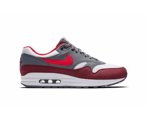 2a232b39d7d9c Nike Air Max 1 AH8145-100 (White University Red) - Size 10 and up - Tenandup