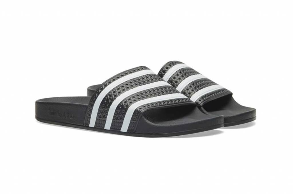 Adidas Adilette Slippers (Black) 280647 - Maat 44 t/m 51