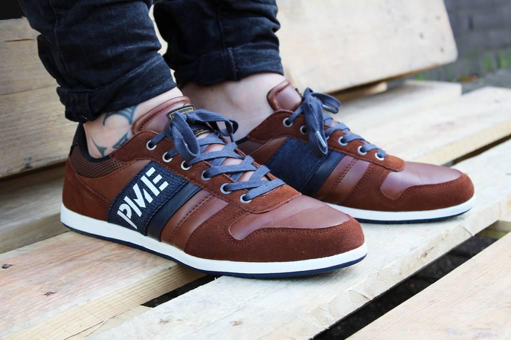 PME Legend Stark Sneakers (Cognac)