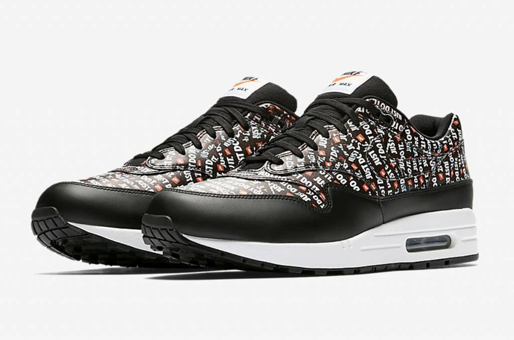 Nike Air Max 1 Premium 'Just Do It' 875844-009