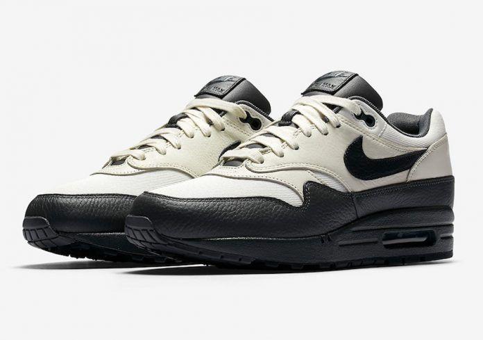 Nike Nike Air Max 1 Premium (Sail) 875844-100