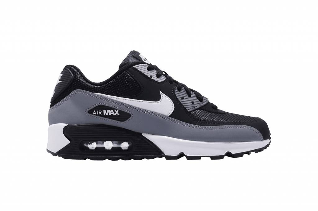 online store a9ece 3d058 Nike Air Max 90 Essential (Black) AJ1285-018