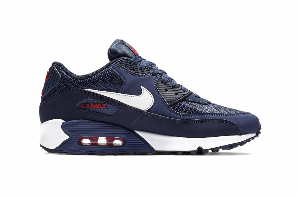 5c1c8327232 Nike Air Max 90 Essential (Midnight Navy) - Size 10 and up - Tenandup