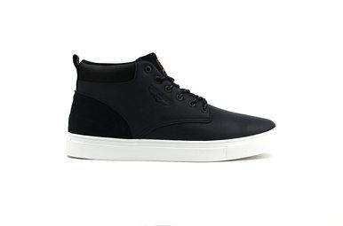 Mid Sneaker (Navy)