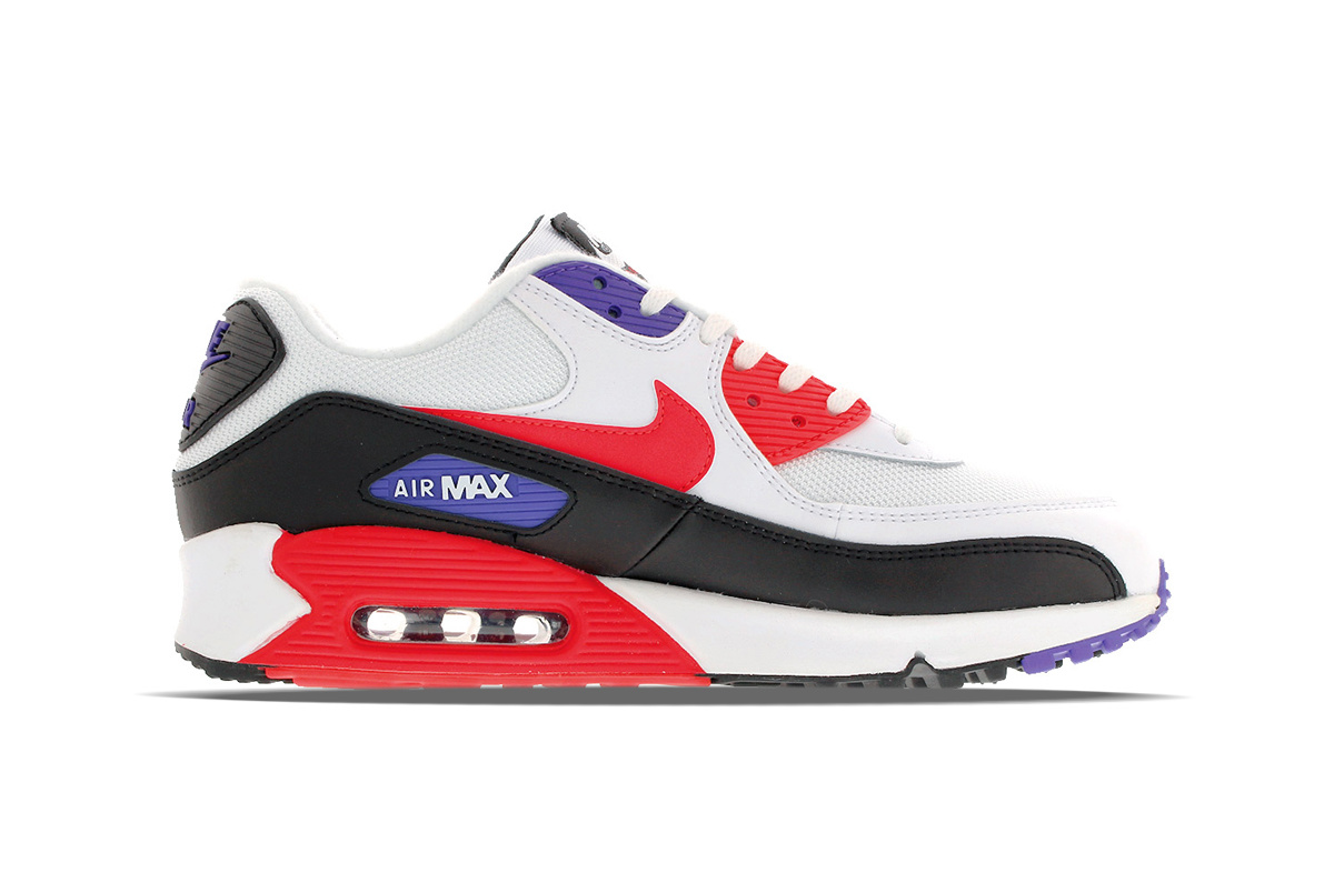 Nike Air Max 90 Essential (Purple) AJ1285 106 Size 10 and up