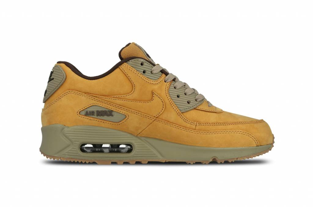the latest 2dff5 a6ace Nike Air Max 90 Winter Premium  Wheat  683282-700