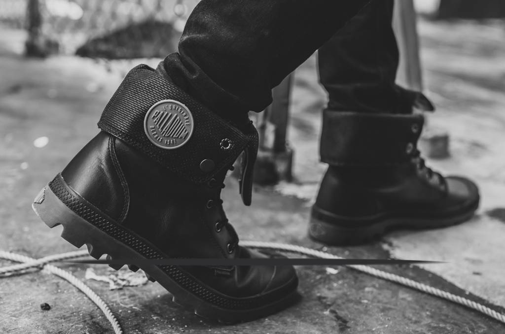 Palladium Winter Boots - Tenandup