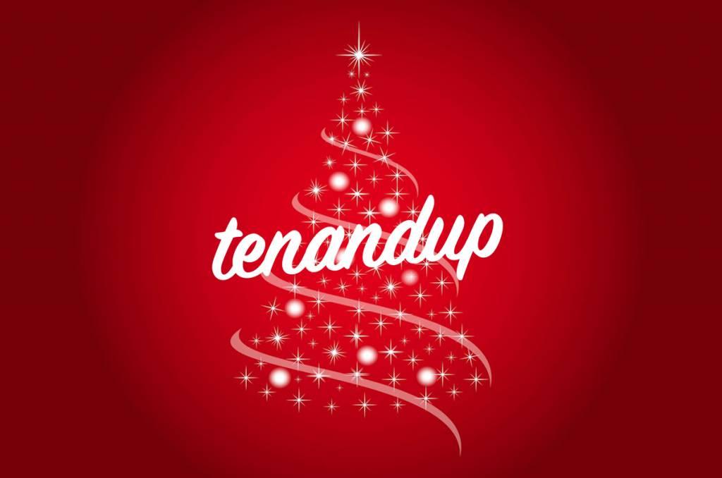 Laatste Kans op Kerstshoppen bij Tenandup