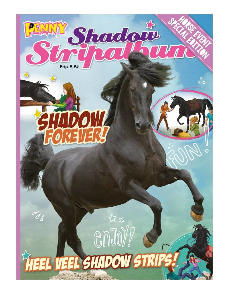 Shadow Stripalbum