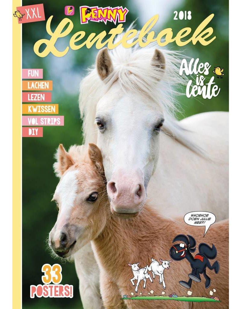 Lenteboek 2018 + Veulenstripalbum