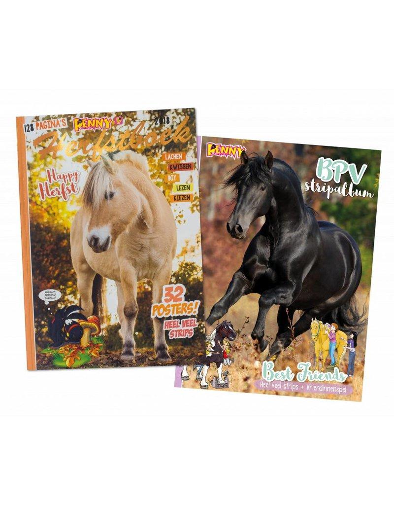 Penny - Herfstboek + BPV Stripalbum