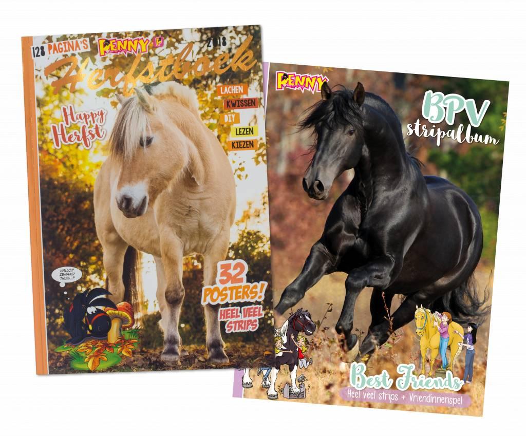 Herfstboek + BPV Stripalbum