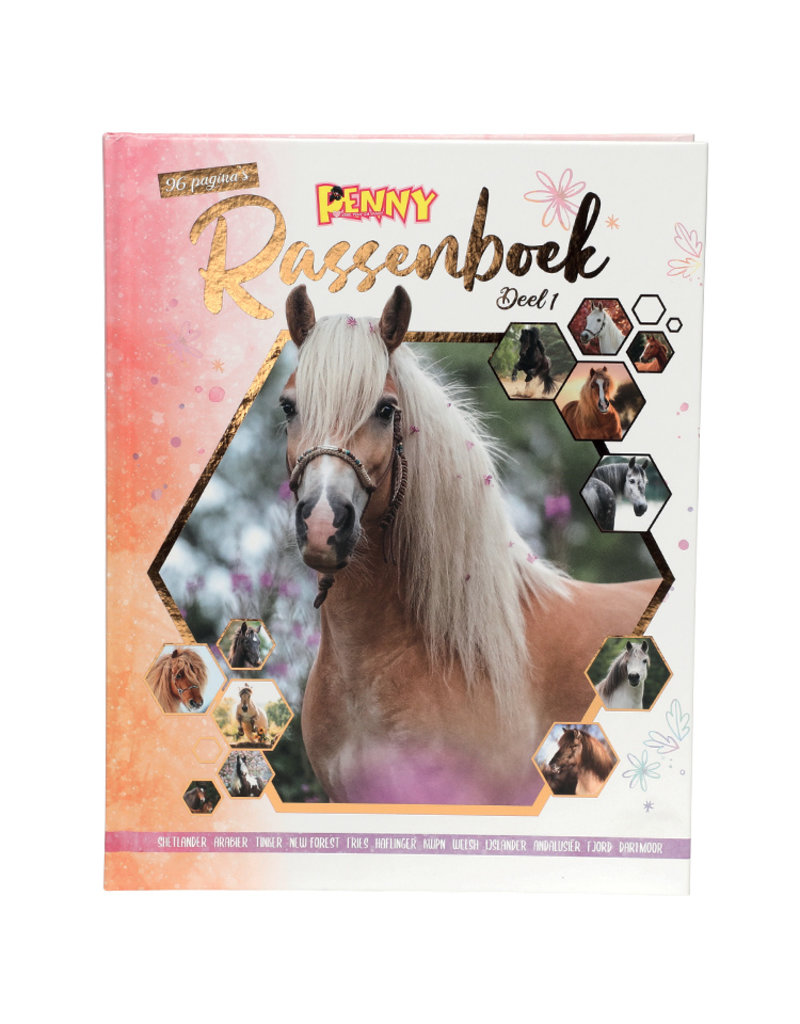 Penny - Lenteboek 2020 + Rassenboek