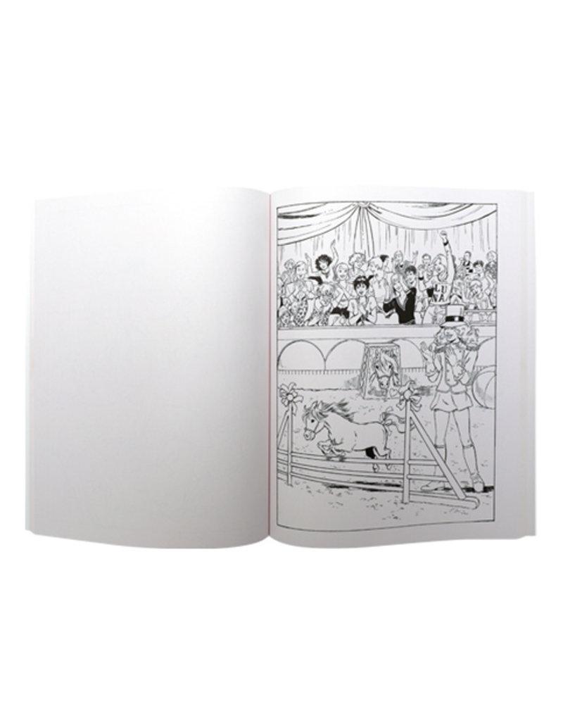 Penny Strip Kleurboek 2020