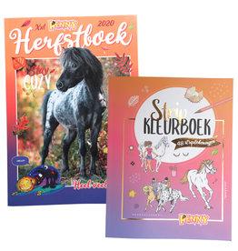 Herfstboek 2020 + Kleurboek