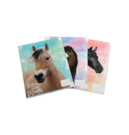3x Schriften Lola 'Follow your dreams'