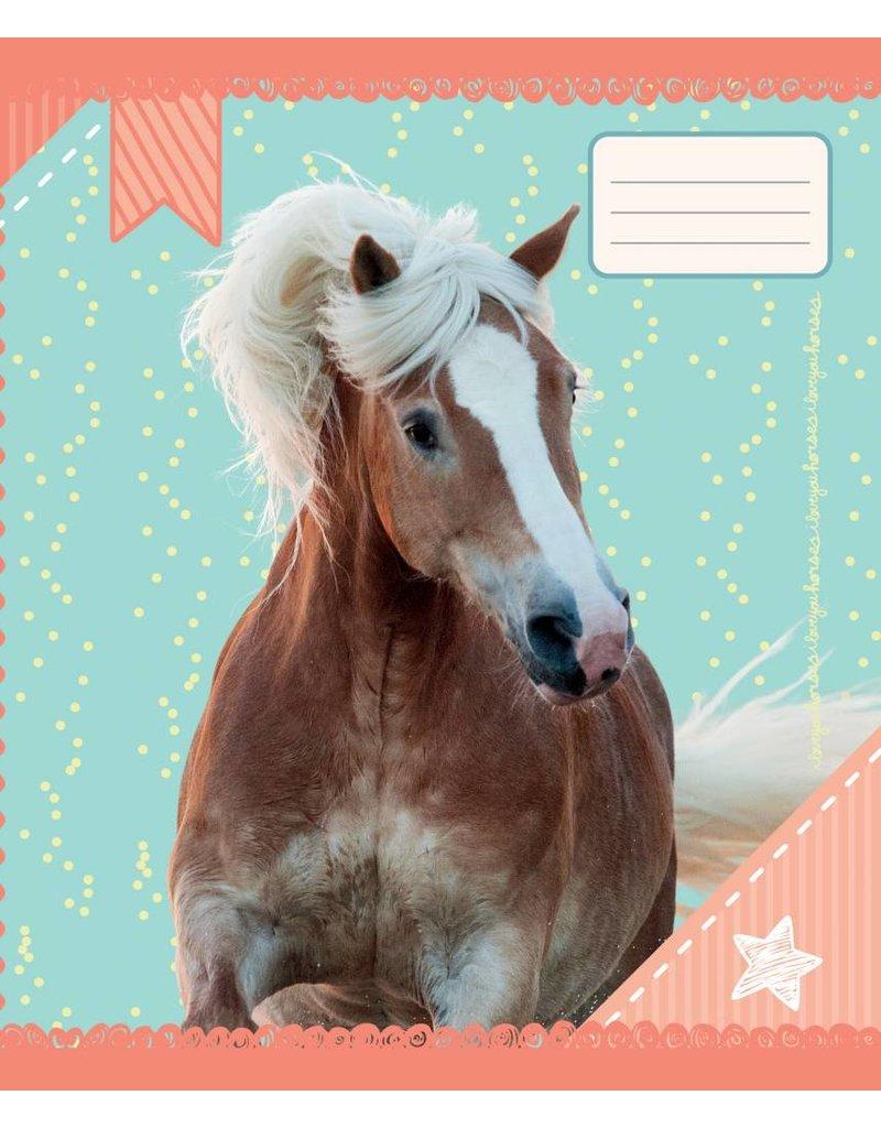 Penny - 3 x Schriften I love horses