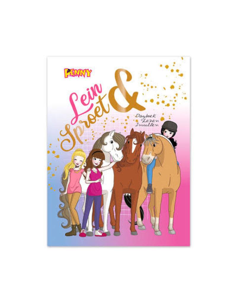 Penny - Lein & Sproet Stripverhaal