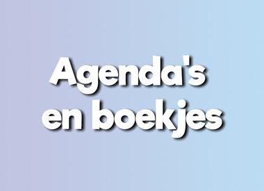 Agenda & Boekjes