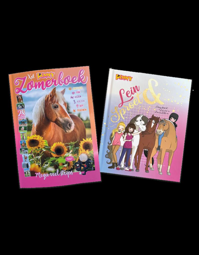 Penny Zomerboek + Lein & Sproet